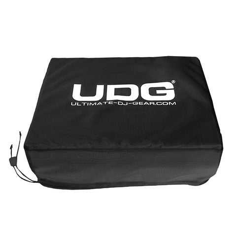 "UDG Ultimate Turntable & 19"" Mixer Dust Cover Black MK2 (1 Pc)"