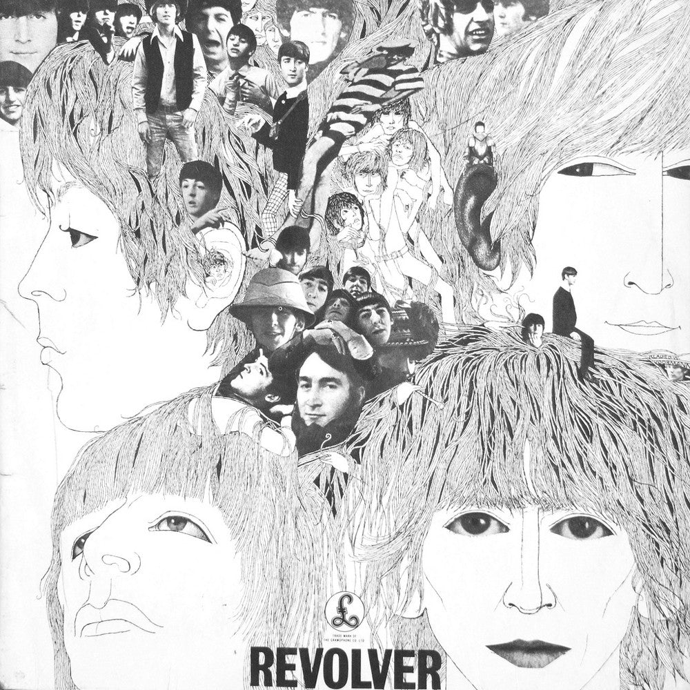 Revolver by The Beatles