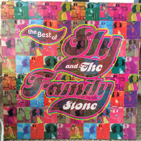 The Best Of Sly And The Family Stone By Sly & The Family Stone
