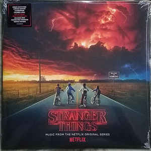 Stranger Things OST By Various