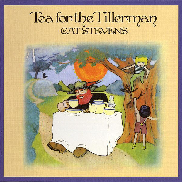 Tea For The Tillerman By Cat Stevens
