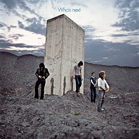 Who's Next By The Who