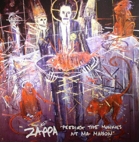 """Feeding The Monkies At Ma Maison"" By Zappa"