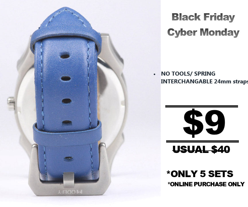 BLACK FRIDAY CYBER MONDAY WATCH DEAL MODEFY