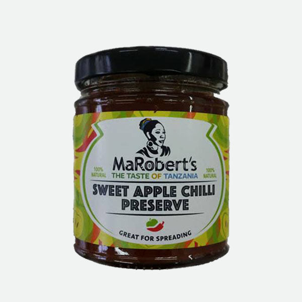 Sweet Apple Chilli Preserve
