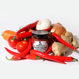 MaRobert's Extra Hot Chilli Sauce