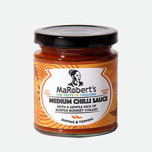 MaRobert's Medium Chilli Sauce