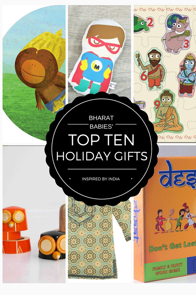 Our Top Ten Holiday Gifts Inspired by India