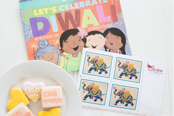 Chai Mommas Love + Light Diwali Box