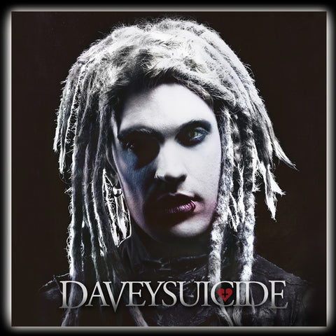 "Davey Suicide ""Self Titled"" Full Length CD"