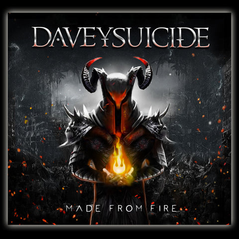 """Made From Fire"" [Full Length] Digipak"