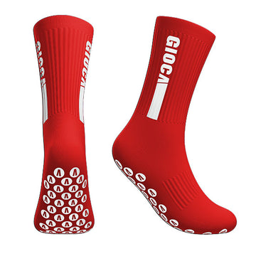 Gioca Grip Socks Red, Socks, Alpha Group Aust - Football Galaxy