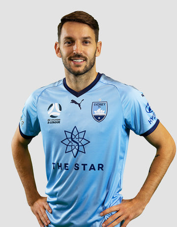 Puma Sydney FC 2018/19 Home Jersey, Supporter - Replica Kits, Puma - Football Galaxy