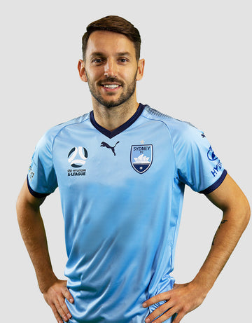 Puma Sydney FC 2018/19 Youth Home Jersey