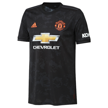 Manchester United Adults 3rd Jersey - 2019/20