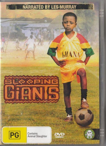 SLEEPING GIANTS, DVD, Madman Entertainment Pty Ltd - Football Galaxy