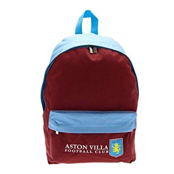 Aston Villa Back Pack, Supporter - Accessories, Taylors - Football Galaxy