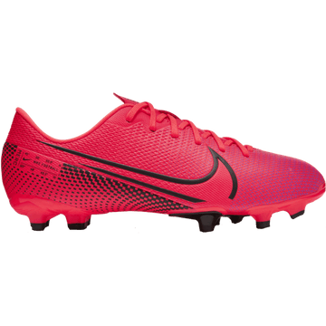 Nike Mercurial Vapor Academy MG Junior Football Boot - Laser Crimson