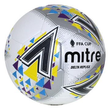 Mitre Delta Replica FFA Cup Ball, Footballs - Licenced FFA, Mitre Sports - Football Galaxy