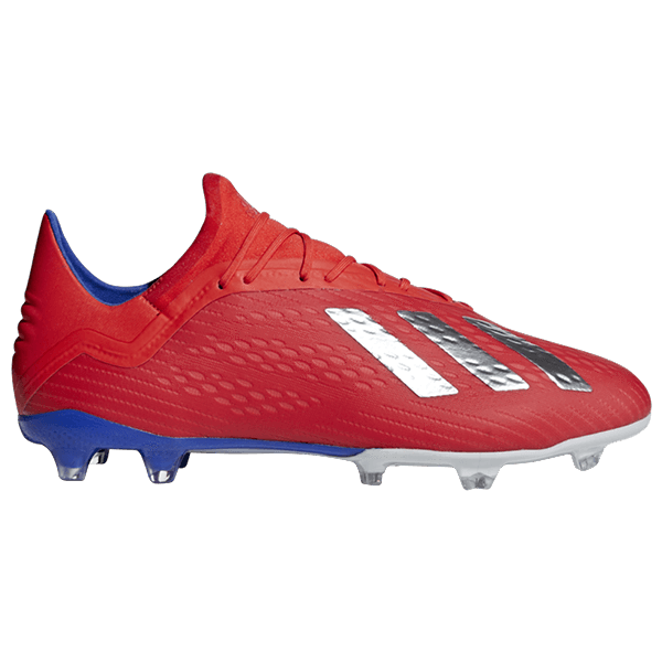 Adidas X 18.2 FG Senior Football Boot - Exhibit Pack