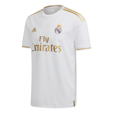 Adidas Real Madrid Adults Home Jersey - 2019/20