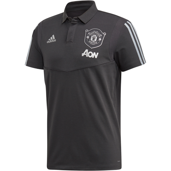 Adidas Manchester United Adults Polo - 2019/20