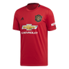Adidas Manchester United Adults Home Jersey - 2019/20