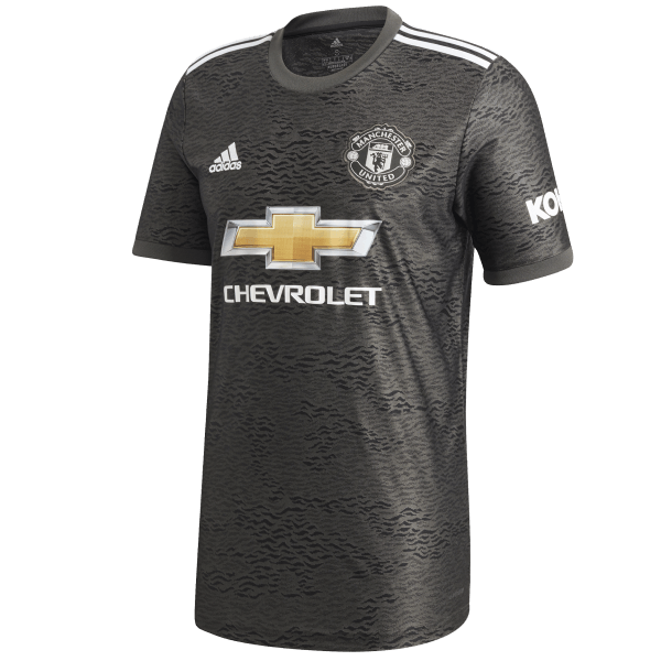 Manchester United Adults Away Jersey - 2020/21