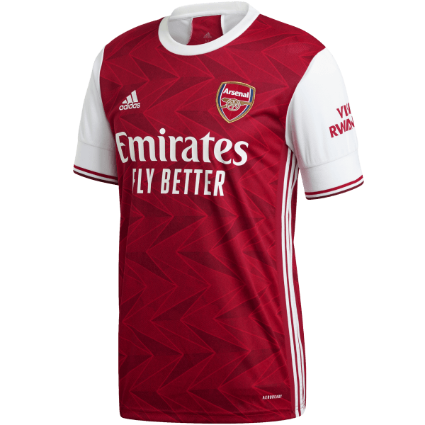 Arsenal FC Adults Home Jersey - 2020/21