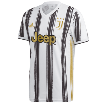 Juventus FC Adults Home Jersey - 2020/21