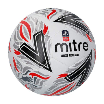 Mitre Delta Replica FA Cup Ball 2019, Footballs, Mitre Sports - Football Galaxy