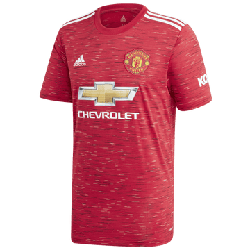 Manchester United Kids Home Jersey 2020/21