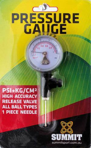 PRESSURE GAUGE, Team Accessories, Heritage - Football Galaxy