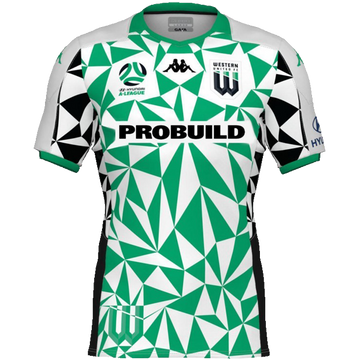 Western United Adults Away Jersey 2019/20