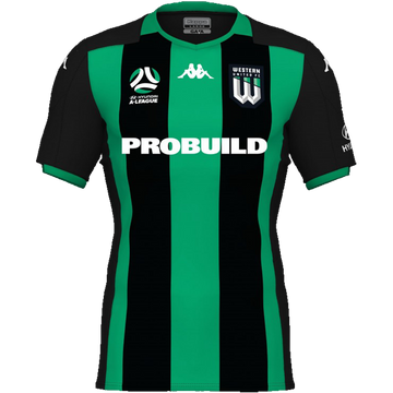 Western United Adults Home Jersey 2019/20