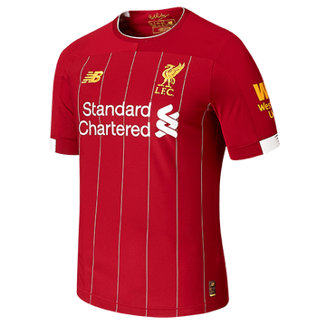 New Balance Liverpool Junior Home Jersey - 2019/20