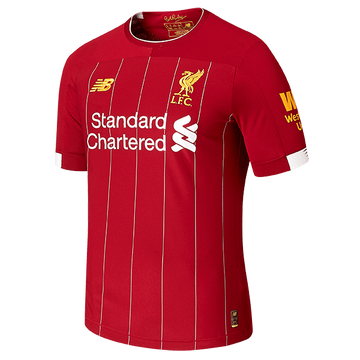 New Balance Liverpool Senior Home Jersey - 2019/20
