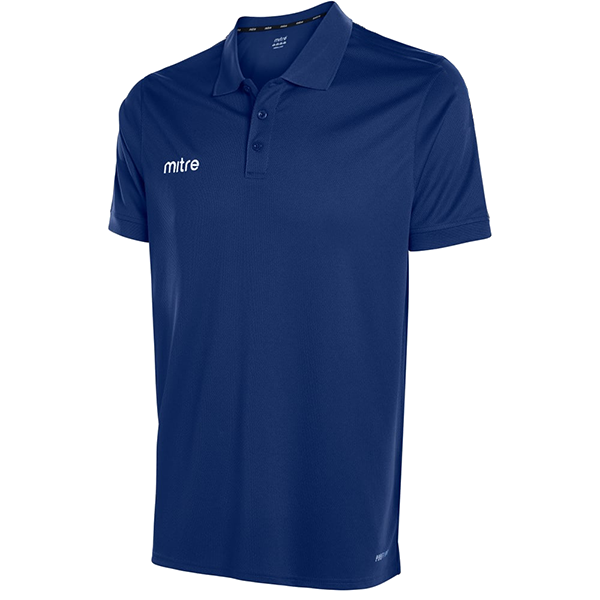 Mitre Edge Polo - NAVY