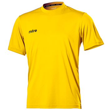Mitre Metric Jersey - YELLOW