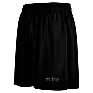 Mitre Metric Short - BLACK
