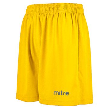 Mitre Metric Short - YELLOW