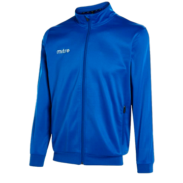 Mitre Edge Track Jacket - ROYAL