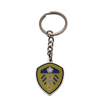 Leeds United Keyring, Supporter - Accessories, Taylors - Football Galaxy