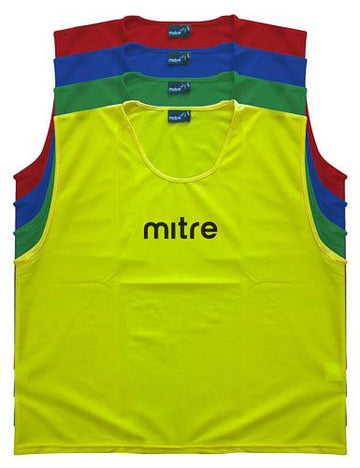 Mitre Core Training Bib- 25 pack, Equipment - Bibs, Mitre Sports - Football Galaxy