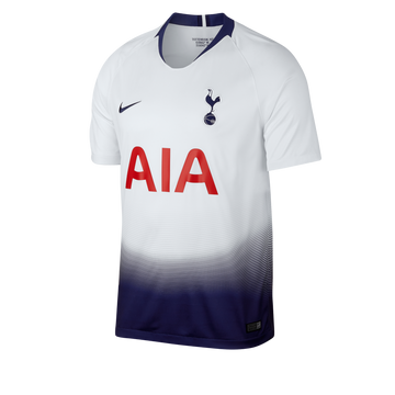 Nike Tottenham Hotspur 2018/19 Home Jersey, Supporter - Replica Kits, NIKE - Football Galaxy