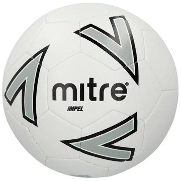 Mitre Impel Football - WHITE