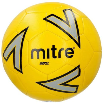 Mitre Impel Football - YELLOW