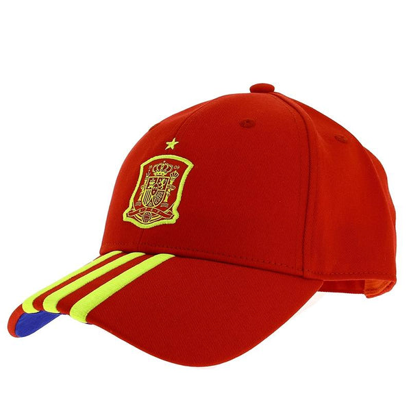 adidas Spain 3S Cap, Supporter - Accessories, ADIDAS - Football Galaxy