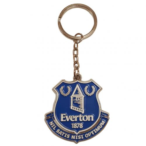 Everton FC Keyring, Supporter - Accessories, Taylors - Football Galaxy