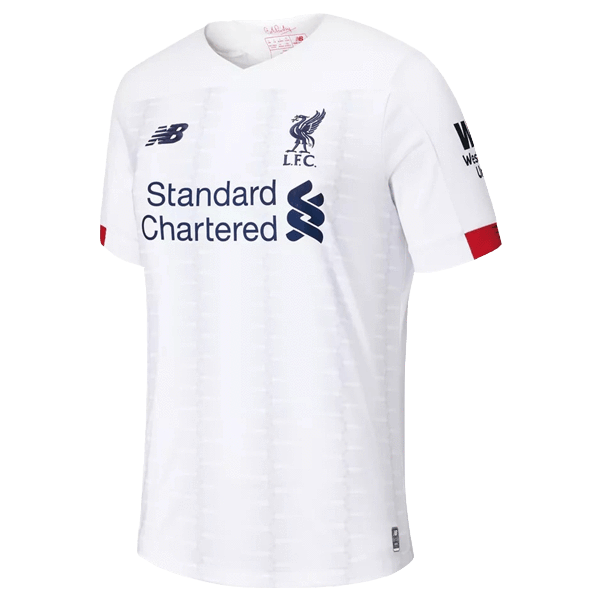 New Balance Liverpool Adults Away Jersey - 2019/20